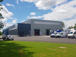 Atelier de maintenance féroviaire ERION - St Vallier