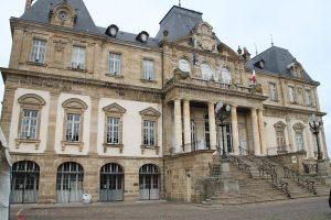 Réaménagement de l'Hôtel de ville d'Autun et création d'une médiathèque