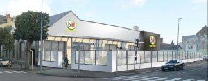 Supermarché Bi1 - Saône-et-Loire