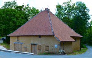 Restauration d'un ancien moulin
