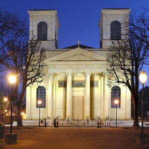 Cathédrale St Vincent - Mâcon