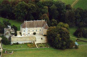 Château privé - Germolles