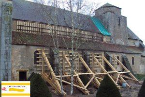 restauration monument historique dufraigne